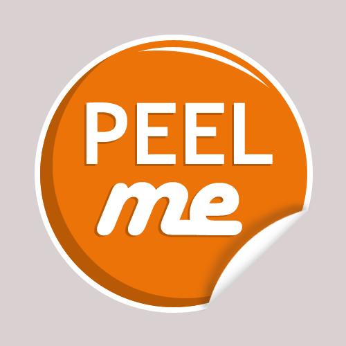 Peelme logo